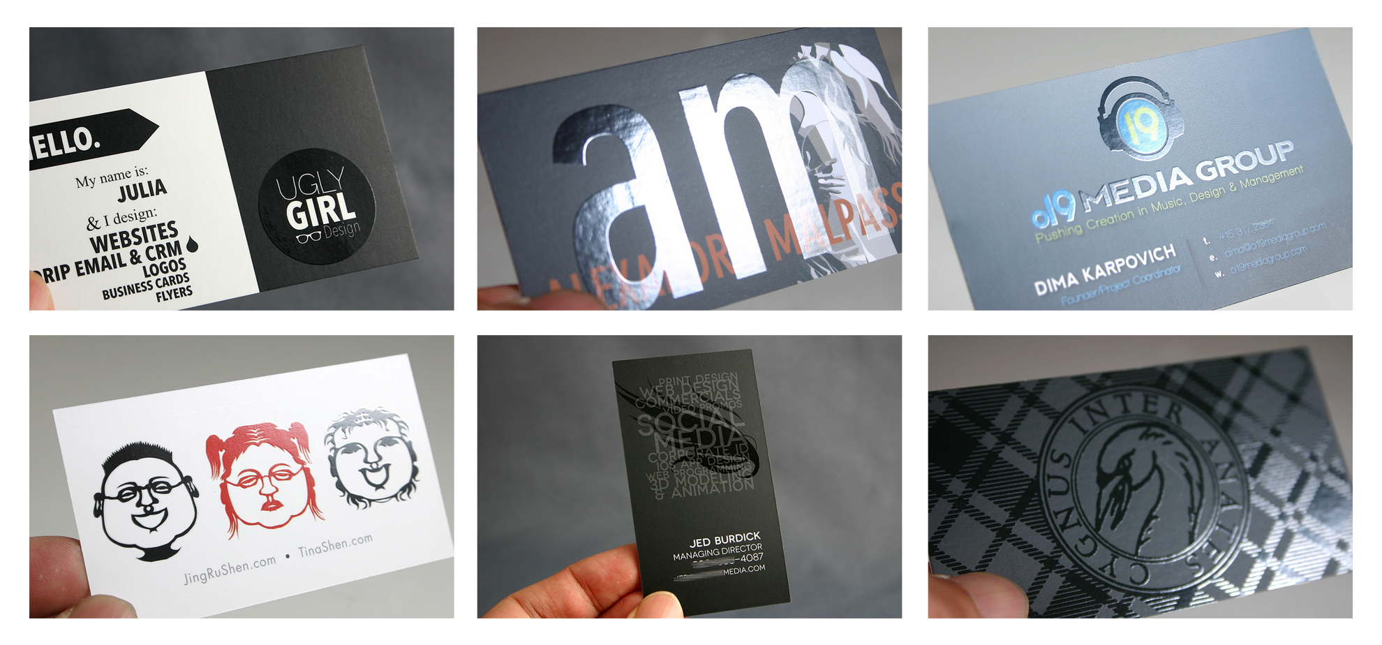 MorningPrint Product Feature: Spot UV | MorningPrint Blog