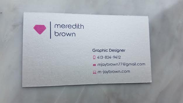 Business card design of the month june 2017 heavy star dream paper by morningprint reheart