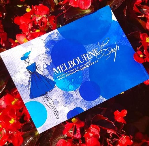 Postcard Blue