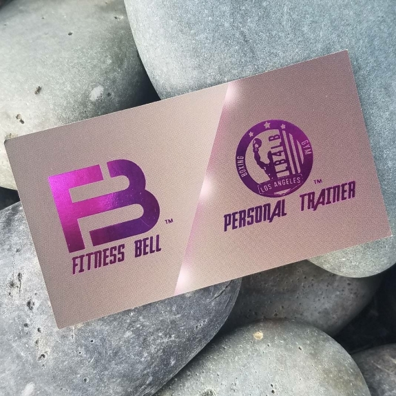 Economy Pink Foiling