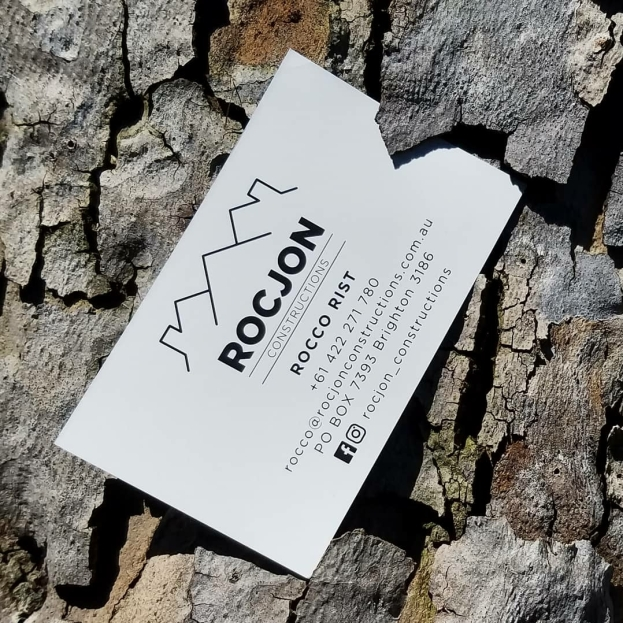 Eco-friendly Business Cards and Stickers Yupo
