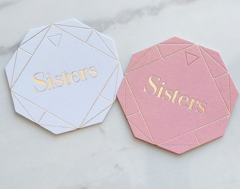 Design of the Month August 2018 Die Cut and Punch