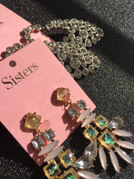 Design of the Month August Earrings