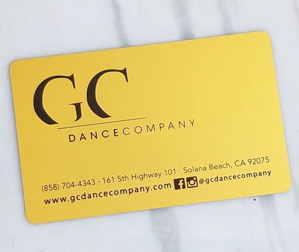Gold and Plastic Dance Promo