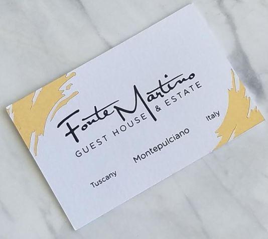 Foil Matte Gold Corner